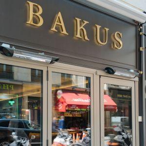 Bakus, bar à vin de la place Vendôme, bénéficie du vitrage chauffant de VitrumGlass