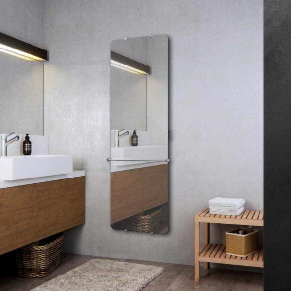 Miroir chauffant double, Dry Double Mirror, VitrumGlass