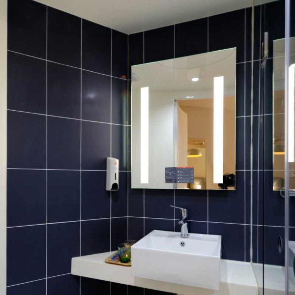 Smart Mirror, le miroir digital connecté avec applications personnalisables de VitrumGlass